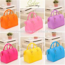 most popular eco-friendly rubber silicone handbags