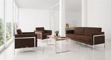 popular PU leather dining room furniture modern classical sofa