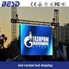 P10 outdoor rental led display,full color P10 outdoor led screen for rent,Moveable advertising led display screen