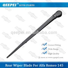 PBT plastic rear windscreen wiper arm for alfa romeo parts