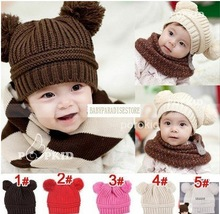 JPhat117 new fashion children's knitted winter hat, baby hat