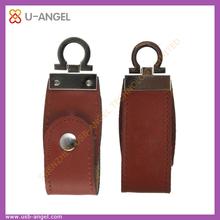 High quality usb flash memory leather usb3.0 8GB-64GB