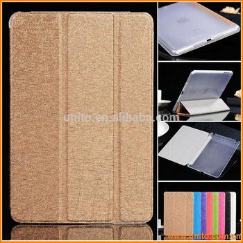 pu case for ipad mini 2 \ Oracle leather cover for ipad mini 2