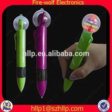 Fashion Plastic pen led light