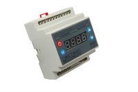 high voltage DMX512 to 0-10V dimmer (3 channels) ;AC90-240V input;dmx512 signal input;3channel 0-10V signal output