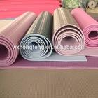 wholesale custom printed eco friendly TPE or PVC yoga mats