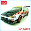 Electric rc car 2.4G Drift 80km/h hsp 94123 rc car RTR