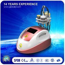 Beautiful new design vacuum cavitation body shaping machine