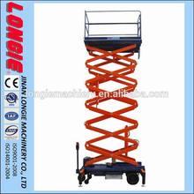LISJY1.0-12 Smart Mobile Scissor Aerial Lift China