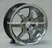 15x6 inch 5x100 alloy car wheel