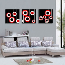Cheapest best selling abstract decortion oil painting