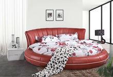 modern round bed designs