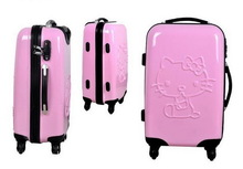 Contemporary Updated Small Luggage Trolley With 360degree Wheels