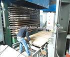 plywood making machine /bamboo plywood machine