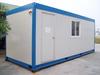 Zhongjie heat insulation beautiful design hot sale prefab shipping container homes