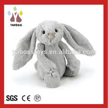 Custom Cute Plush Toy Animal Toy Rabbit / Factory direct Stuffed Plush Crochet Animal