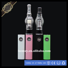 free OEM, Dry herb/Wax vaporizer pen, replacable,customize color, glass atomizer, Vape Globe 2.0