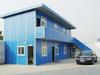 Zhongjie heat insulation beautiful design modern prefab homes