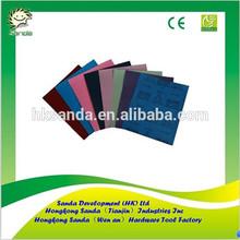 Coated Wet&Dry Abrasive Sanding Paper Sheet
