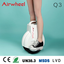 Airwheel mono wheel CE,ROHS certificated solo wheel unicycle leisure exercise and our door sports equipment electric bike