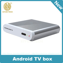 HD media player smart google internet android 2.3 tv box