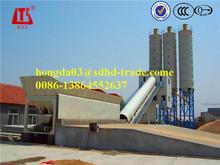 China HZS60 Concrete Batching Plant on Sale, HONGDA 60m3/h Concrete Mixing Plant