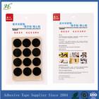 2014 wholesale super sticky 3m adhesive hoop loop circle