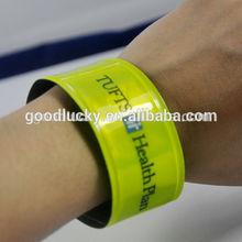 Hot sale slap band bracelet for promotion from China wholesale