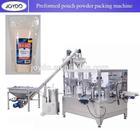 seasoning powder filling and packing machine