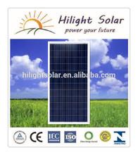 High quality 280watts Solar Panel Price with TUV IEC CE CEC ISO INMETRO certificates