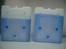 HDPE material reusable gel ice box freezer ice box cooler ice box
