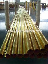 Copper Alloy Nickel Tube ASTM/ASME SB 466 UNS NO.C 70600(CU-NI-90/10),C 71500(CU-NI-70/30)