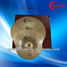 TF cymbal set:practice cymbal