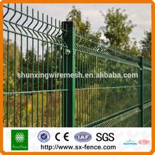Triton Profiled Welded Mesh Panel Fence
