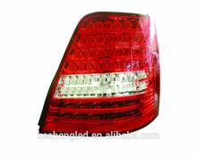 Kia sorento tail lamp, auto lighting system