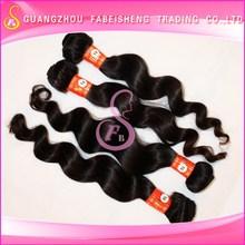 Dyeable & Bleachable 6A smooth human fish wire hair flip hair
