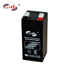 sealed lead acid 4v 4ah battery