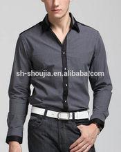 Cotton Formal Full Sleeve High end men's dress shirt