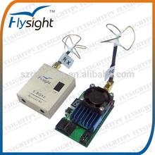 C068 5.8GHz 1200mw Long Range Mini Wireless AV Transmitter Receiver Kit TX5812+RC306 for Helicopter