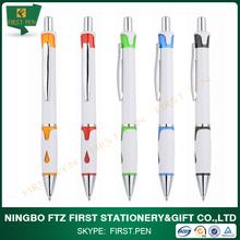cheap environmental plastic pen