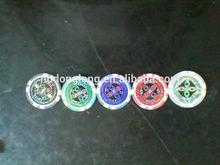 Casino items Custom Ceramic Poker chips