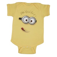 Wholesale Baby despicable Me Minion Onesie Pajama