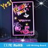 New light frame true color hanging led lighted display boards