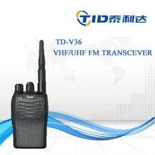 TD-V36 handheld walkie talkie advanced black box fm transceiver