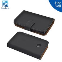 Wholesale phone case wallet pu leather flip case for lg optimus l3 ii dual e435