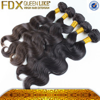 Guangzhou FDX hair products can be dyed natural wavy hair