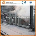 Terremoto- prova de leve o custo- economia de cinzas aac tijolo que faz a máquina