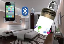 hidden camera light bulb with bluetooth speaker