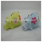 Ceramic Piggy Banks,Painted Ceramic ,Money Bank