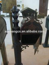 custom villa letterboxes